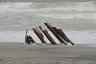 So now you know why I am so happy I have a record.. The Masirah wreck Post-Cyclone June 2015...