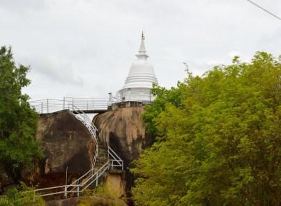 On the road to Anuradhapurna...