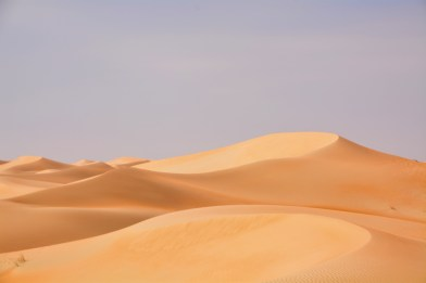 Dunes, beautiful dunes...
