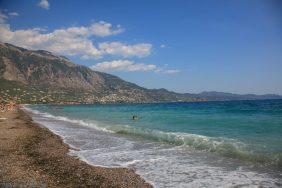 Kalamata - Plaża