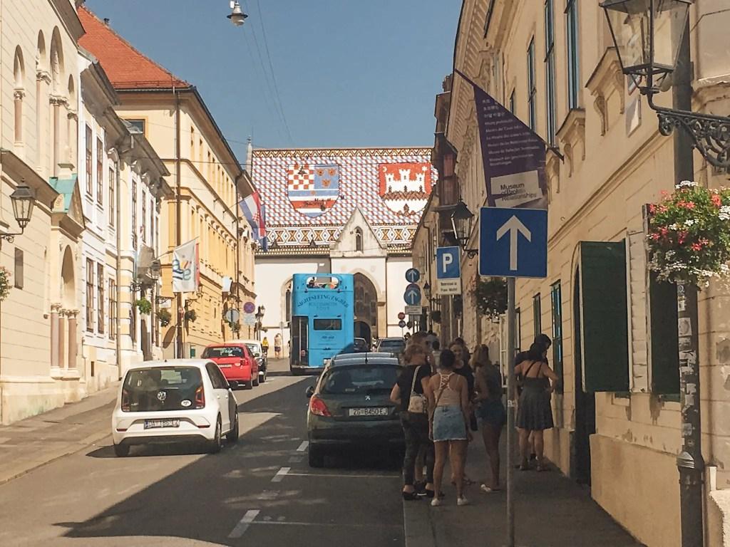 rues de zagreb