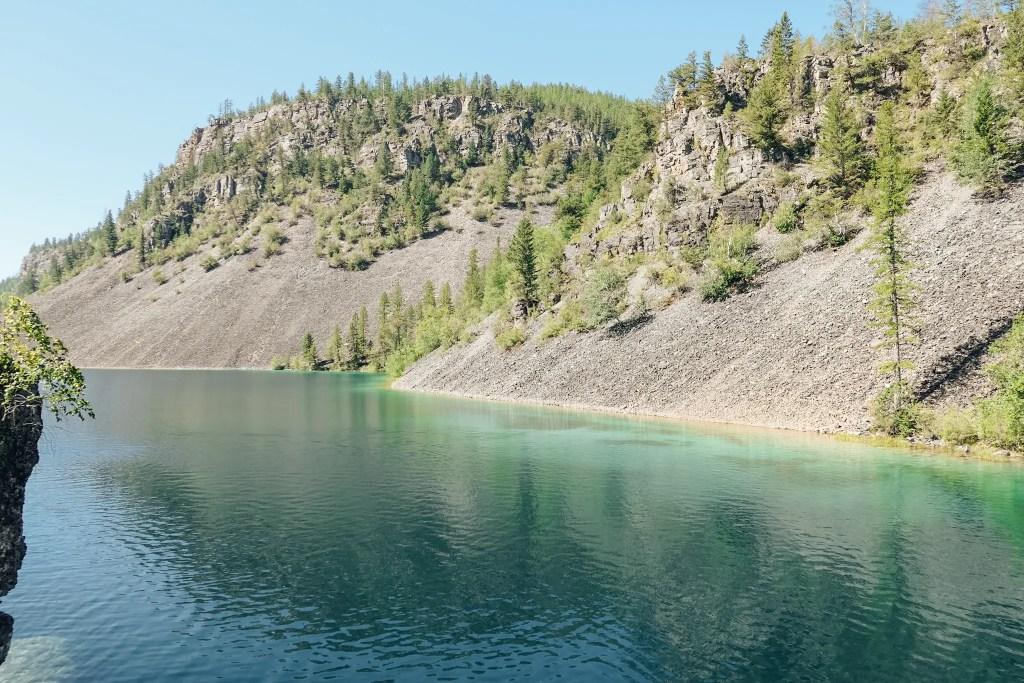 lac de silverspring canada