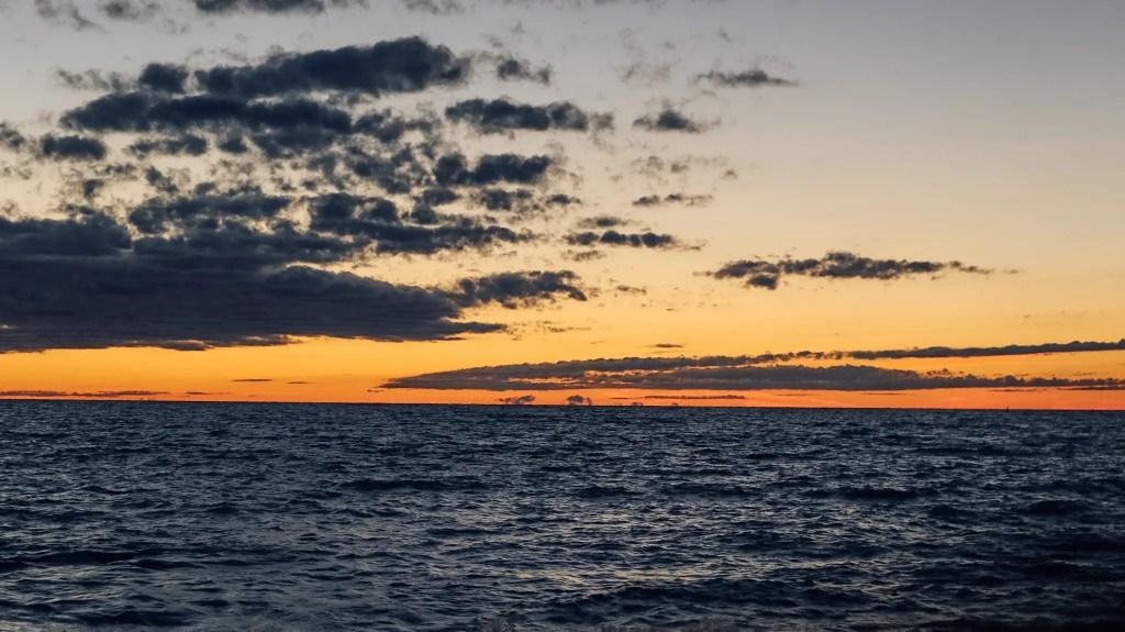 coucher de soleil southampton ontario