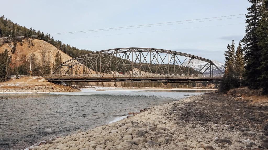 rivière athabasca jasper