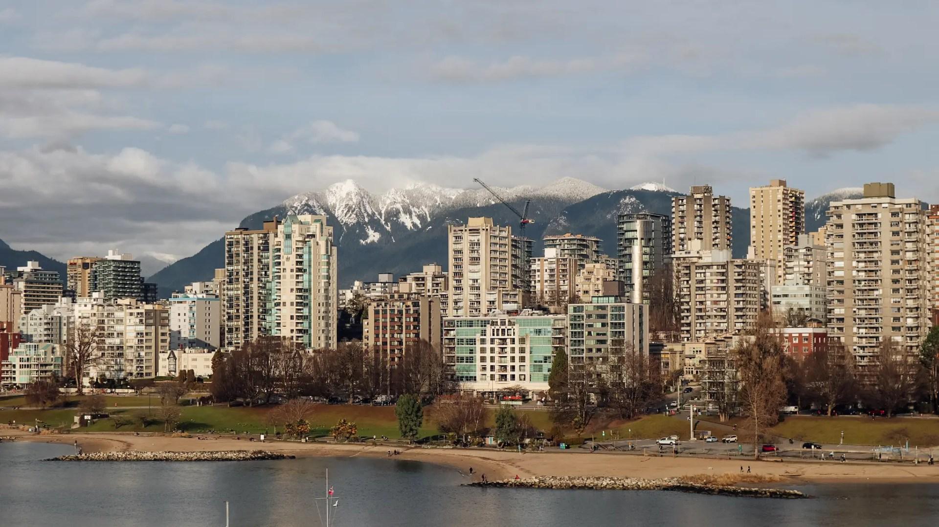 buildings vancouver canada