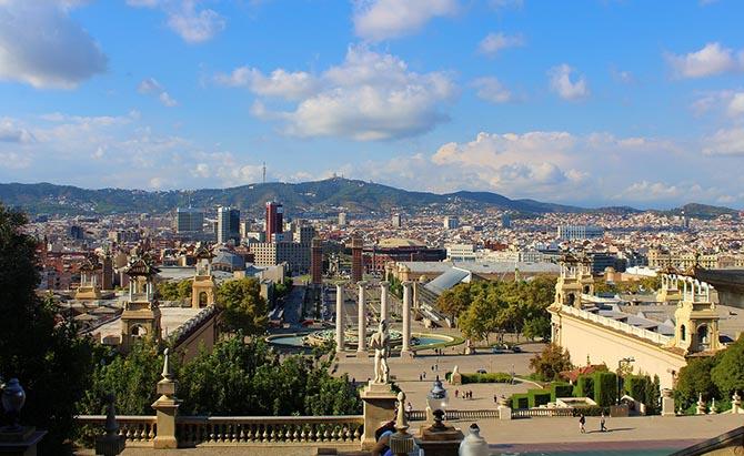Barselona'da ne görmeli