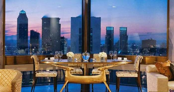 Ty Warner Penthouse at the Four Seasons Hotel