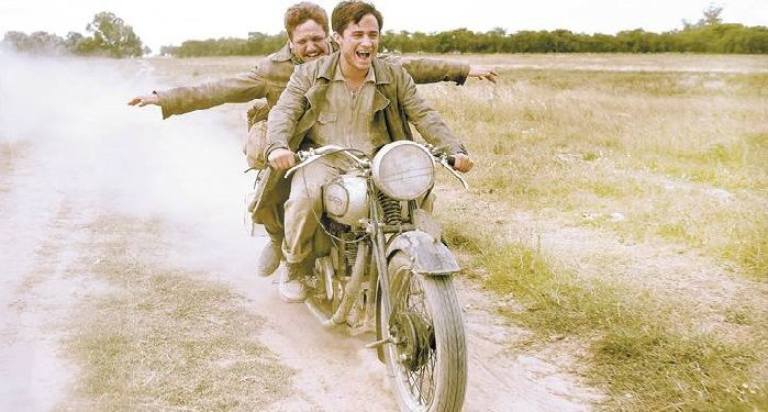 The Motorcycle Diaries (2005)