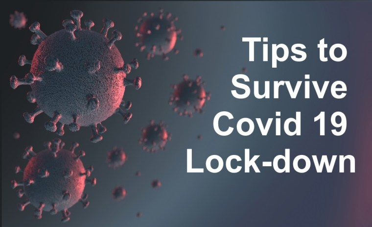 Tips for Travel Lovers to Survive Covid 19 Lock-down