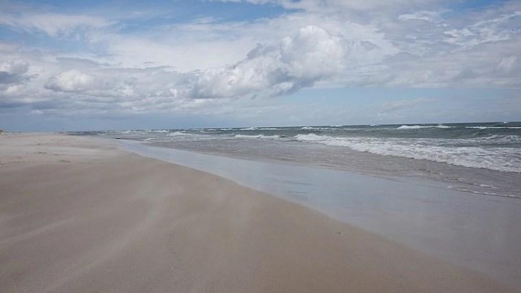 Sandhammaren Beach