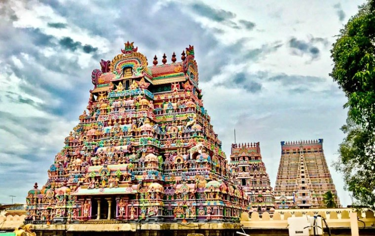 Sri Ranganatha Swamy Temple, Srirangam
