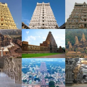 Ancient Indian Temples