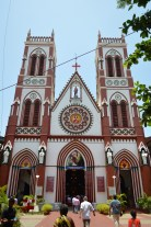 The Basilica of the Sacred Heart of Jesus exterior