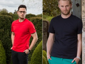 The 30 Year T-Shirt modelled-lifestyle
