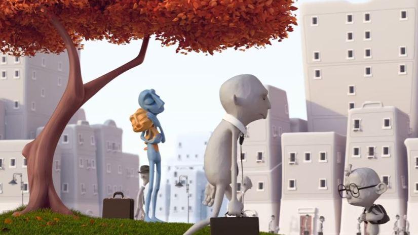 Image result for alike short film tree