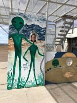 Alien art!
