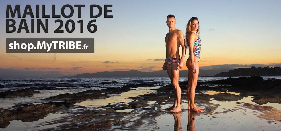 Maillot de bain - MyTRIBE Triathlon Coaching