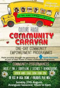 culture community caravan