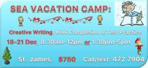SEA Vacation Camp