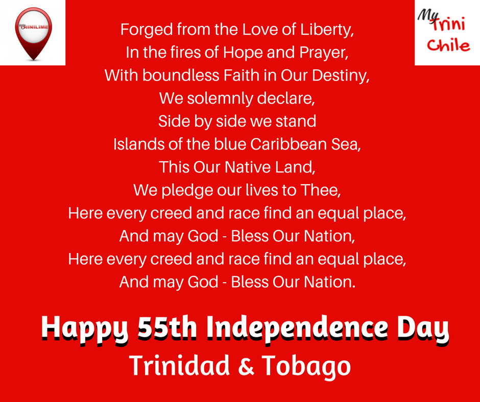 national pledge of trinidad and tobago pdf