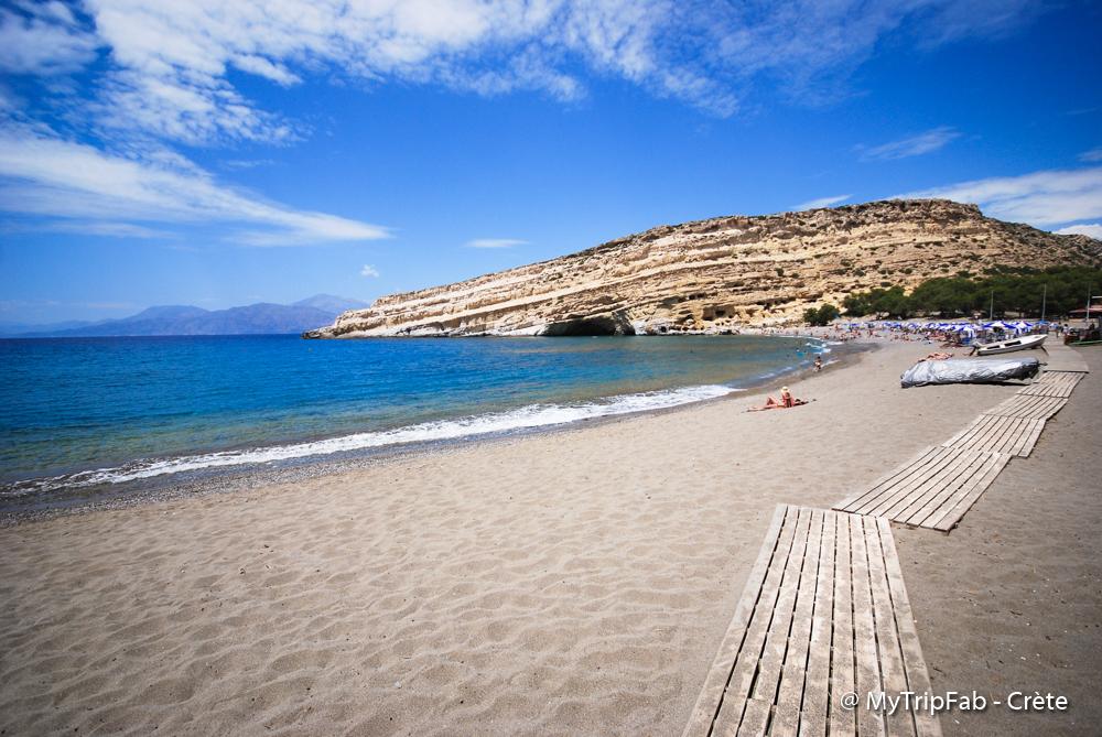 Road trip en Crète