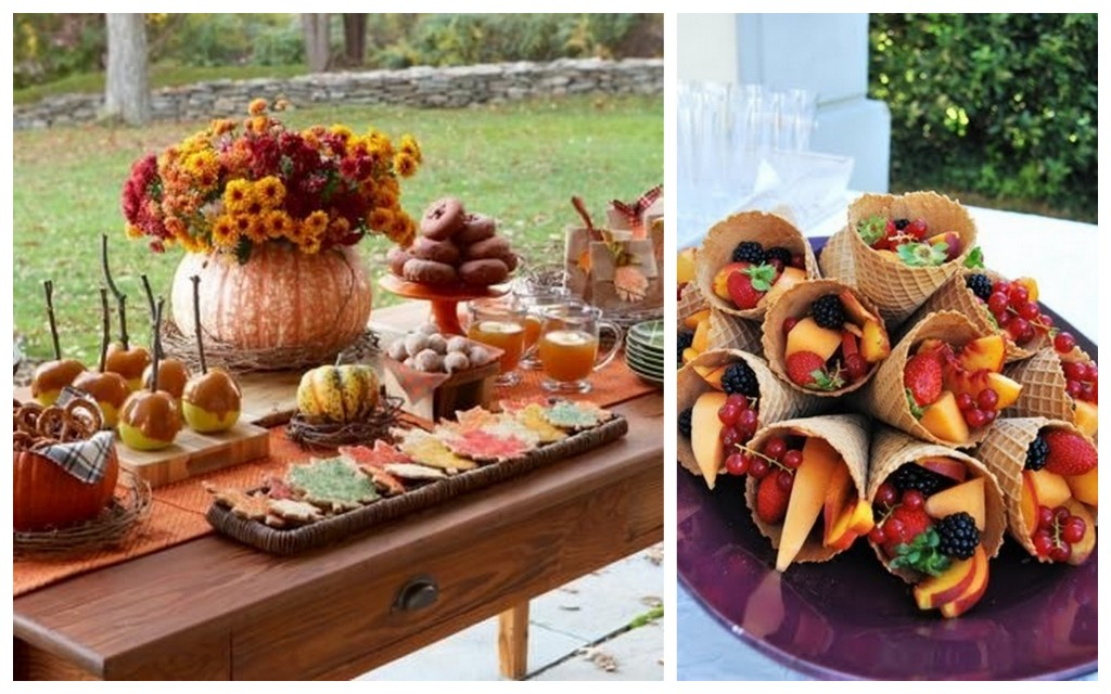 Fall Bridal Shower Ideas And Inspiration
