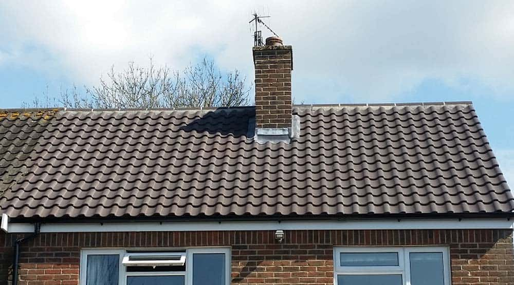 new small roof replacement Crawley