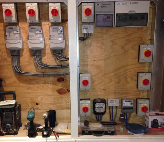 flat fuse boards
