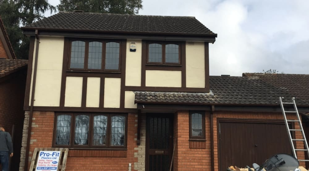 solihull roofer new roof