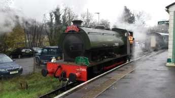 Spa Valley Railway's Santa Specials www.mytunbridgewells.com