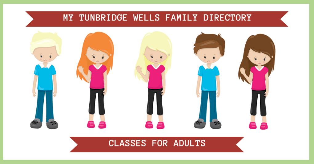 adults classes in Tunbridge Wells