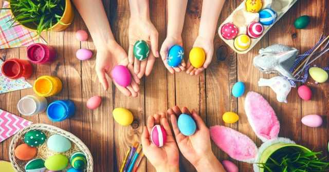 Easter Events in Kent