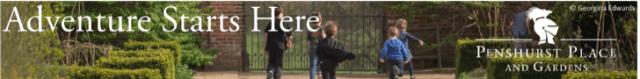 Penshurst Place Banner Ad