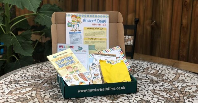 Mysteries in Time Subscription Box