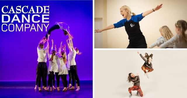 Cascade Dance Company Tunbridge Wells