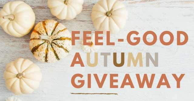 Feel Good Autumn Giveaway
