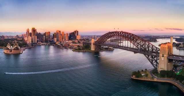 visit amazing Australia