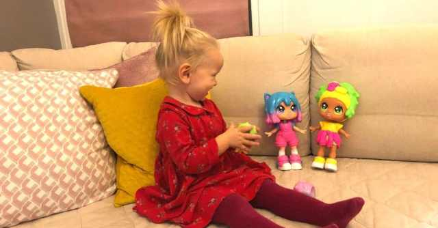 Bubble Trouble Dolls Review