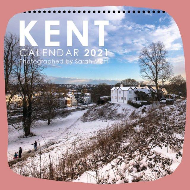 Tunbridge Wells Gift Guide_Bean Smitten_Sarah Mott Calendar 2