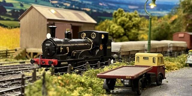 Spa Valley Railway Tunbridge Wells Model