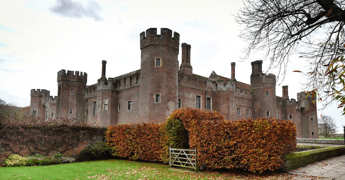 Herstmonceux Castle and Gardens_Halloween