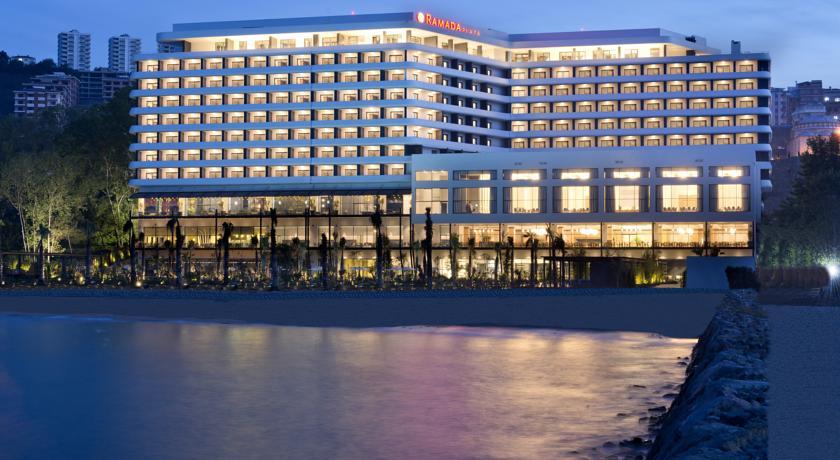 حجز فندق الخمس نجوم رمادا بلازا في طرابزون بأسعار أرخص من البوكينغ