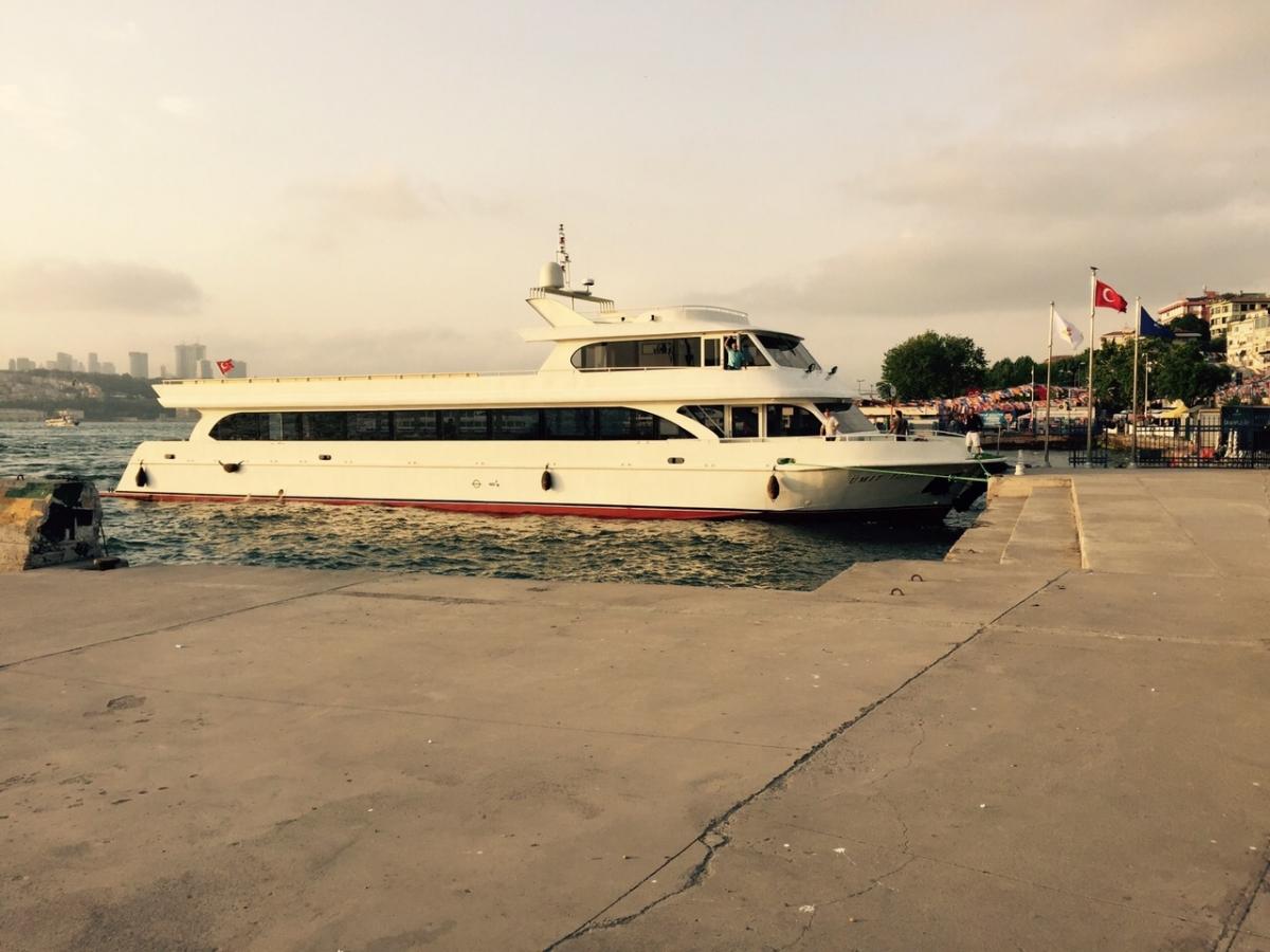 رحلة يخت السياحي في طرابزون
