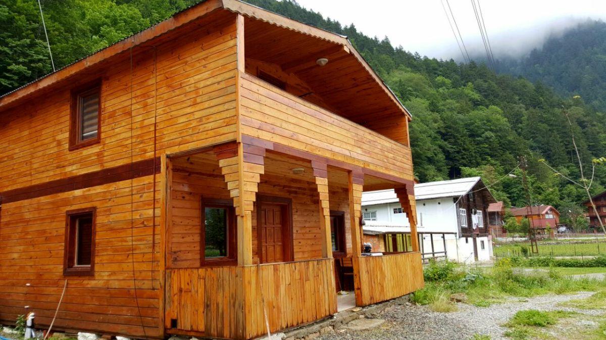 بيوت ريفية في اوزنجول تركيا