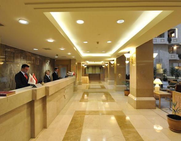 افضل فنادق طرابزون زورلو جراند