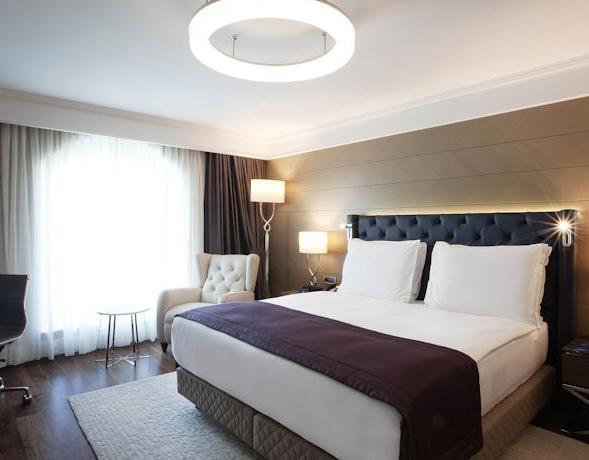غرف فندق راديسون شيشلي