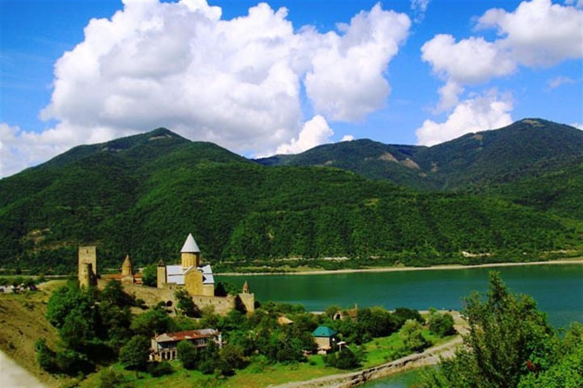 برنامج سياحي جورجيا