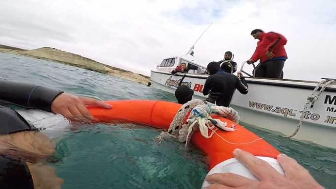 snorkelling help