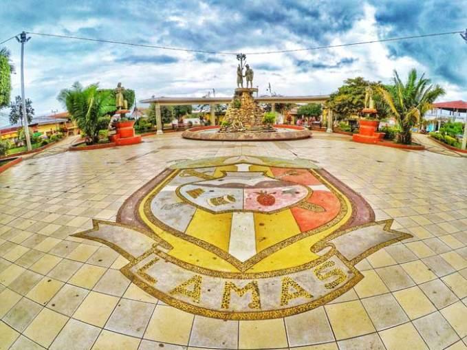 lamas-main-plaza