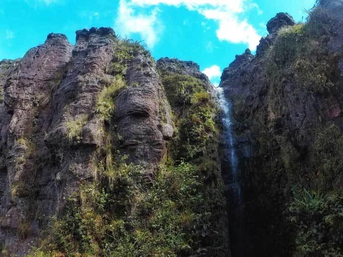 waterfall-atop-mountain